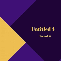 Cover of track Untitled 4 by ReeMah