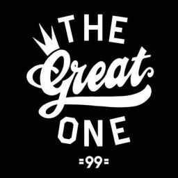 Cover of track the great one by one_love_king