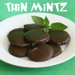 Cover of track Thin Mintz by George