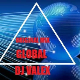 Cover of track global by valentino_puopolo