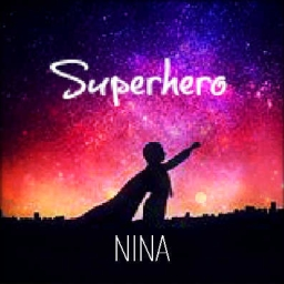 Cover of track Superhero by N!NA