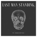 Cover of track last man standing. by Ty Freestyle