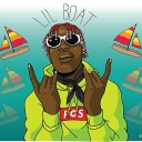 Cover of track lil boat type beat by Mir The Producer