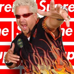 Cover of track ($3 LEASE) GUY FIERI TYPE BEAT - FLAVORTOWN by synth boy