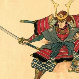 Cover of track Samurai by Jay Cinco