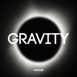 Cover of track Gravity. by Auxilor (bio)