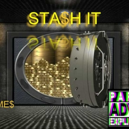"Cover of track ""Stash it"" by BJrhyme$"