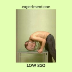 Cover of track experiment.one by Caramel Latte