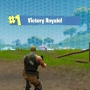 Cover of track #1 Victory Royale by cxle