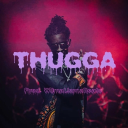"Cover of track Young Thug Type Beat ""Thugga"" by WilmaLlamaBeats"