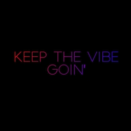 Cover of track Keep The Vibe Goin' by Jahi Sharif
