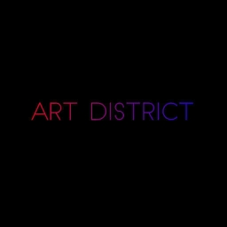Cover of track Art District by Jahi Sharif