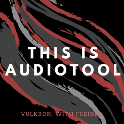 Cover of track This Is Audiotool by Vulkron