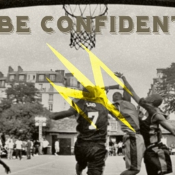 Cover of track Be Confident by Jetdarc