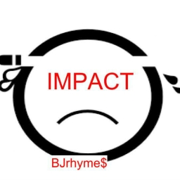 Cover of track IMPACT by BJrhyme$