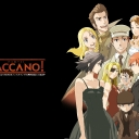 Cover of track Baccano! OP- Guns and Roses by Bluedude