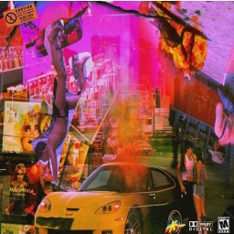 Cover of track LSD by Ysl plugg