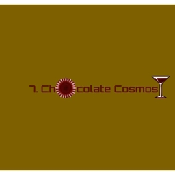 Cover of track Chocolate Cosmos by Rosa_Rih_Araceli