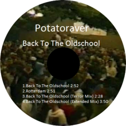 Cover of track Potatoraver - Rotterdam by Denzonoise