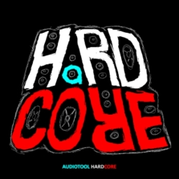 Cover of track Audiotool Hardcore Introduction Track by Audiotool Hardcore