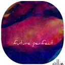 Cover of track future perfect by ollie