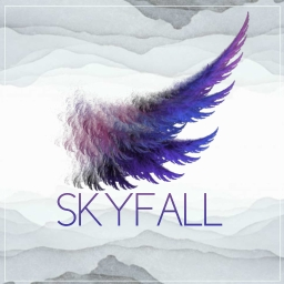 Cover of track Skyfall by Kane Edwards