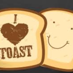 Avatar of user I <3 TOAST