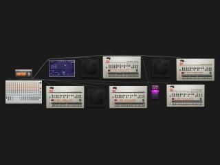 Robotic Sound by DJ_Trash - Audiotool - Free Music Software