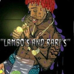 "Cover of track Rich The Kid Type Beat ""Lambo's amd Rari's"" Prodby.mafia88produc by mafia88productions"