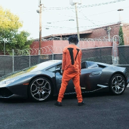Cover of track Lambo's And Rari's by YungCash (Gone)