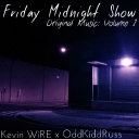 Cover of track late night talks (part 2) by Kevin WiRE
