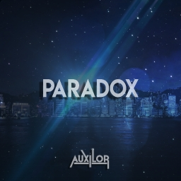Cover of track Paradox by Auxilor (NEW TRACKS OUT!)