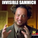 Cover of track Invisible Sammich by Ɱöηϯˠ
