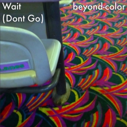 Cover of track Wait (Dont Go) by beyond-color