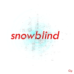 Cover of track snowblind by pfft_idk