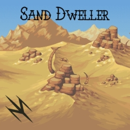 Cover of track Sand Dweller by Jetdarc