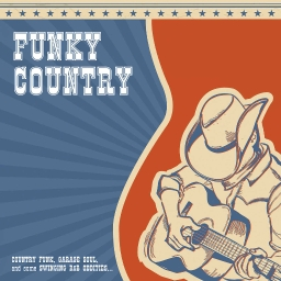 Cover of track Funky Country by Shawncorv