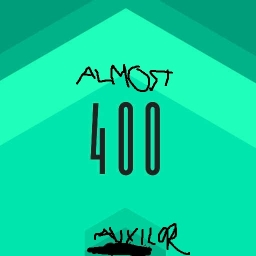 Cover of track Almost Sorta 400-ish remix comp (updated prizes) by Auxilor (moved)