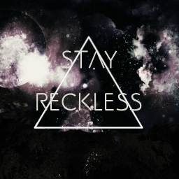 Cover of track stay reckless by ellie-mae