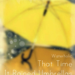 Cover of track that time it rained umbrellas by Waterholic
