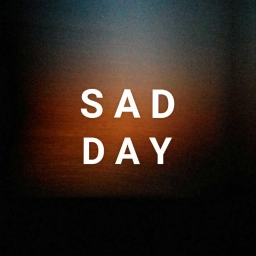 Cover of track sad day by Dilan heartbreak