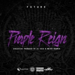 "Cover of track Future x Metro Boomin ""Purple Nights'' by Kamisha"