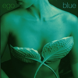 Cover of track blue by low ego