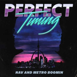 Cover of track NAV X Metro Boomin Type Beat by @BrandoMakeBeatz