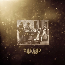 Cover of track The End. by [    ]