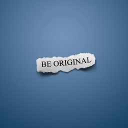 Cover of track Be Original by G. Alejandro