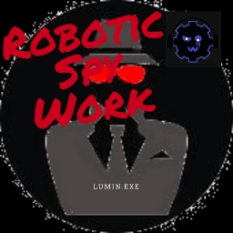 Cover of track Lumin - Robitic Spy Work by G3ar_bot