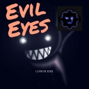 Cover of track Lumin - Evil Eyes by Lumin.exe
