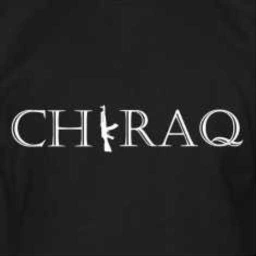 Cover of track CHIRAQ by justwannabefree