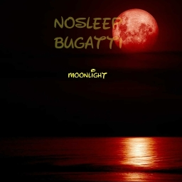 Cover of track Moon light (red eye) 1 by Nozleep bugatti